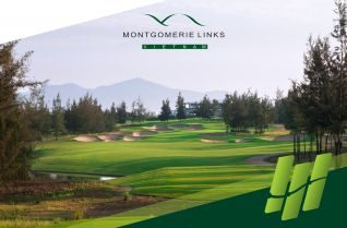 "MONTGOMERIE LINKS AND HONORABLE AWARD ""ONE OF THE BEST GOLF CLUBS OF VIETNAM 2018"""